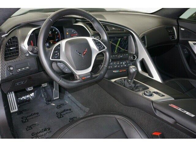 2016 Gray Chevrolet Corvette Z06    C7 Corvette Photo 4