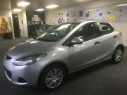2008 Mazda 2 DE10Y1 Neo Silver 4 Speed Automatic Hatchback Windsor Gardens Port Adelaide Area Preview