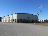 3.87 Acres with 9000 Sq.Ft. industrial Building Available