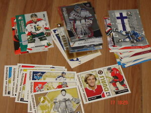 cartes de hockey In The Game, between the Pipes, Future Stars