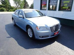 2012 Chrysler 300 Touring only $129 bi-weekly all in!