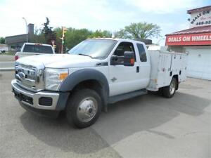 2011 Ford F-550 XLT F550 READY FOR WORK