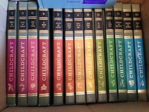 1968 Childcraft Encyclopedia for sale