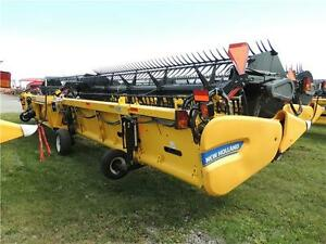2014 NH 880CF-45 SuperFlex™ Draper Header CR/CX CIH AFX BLOW OUT Regina Regina Area image 3