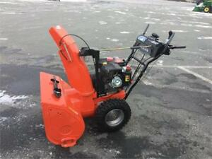 ARIENS DELUXE 28 SHO SNOW BLOWER (HALIFAX LOCATION ONLY)