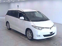 FRESH IMPORT NEW SHAPE 2006 TOYOTA ESTIMA PREVIA AERAS S PKG 2.4 PETROL 7 SPEED