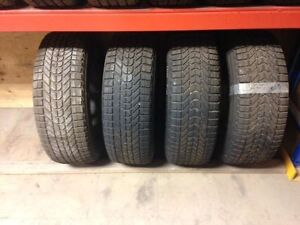 Firestone Winterforce 265/70R17