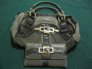 GUESS BRAND NEW BAG WITH ITS WALLET