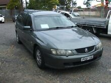 2003 Holden Commodore VY Acclaim Grey 4 Speed Automatic Wagon Kanwal Wyong Area Preview