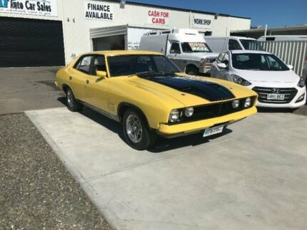 1974 Ford Falcon XB GT Yellow 4 Speed Manual Sedan Port Adelaide Port Adelaide Area Preview