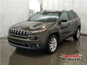 Jeep Cherokee Limited V6 4x4 Cuir MAGS 2014
