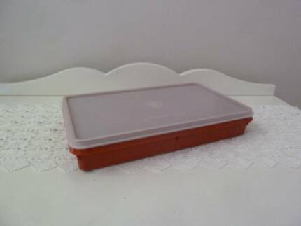 Tupperware sandwich box
