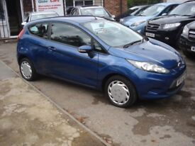 Ford FIESTA 1.4 TDCi Style + 3dr, 2009 model, Full MOT, Low insurance & tax