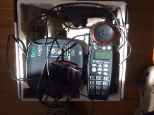 Téléphone pour malentendant