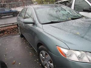 toyota camry 2007 auto.4 cyl full load /warranty