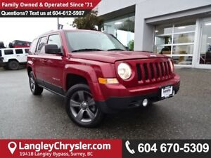 2015 Jeep Patriot *ACCIDENT FREE*ONE OWNER*LOCAL BC JEEP*