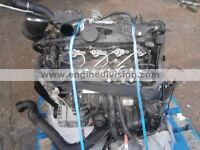 BMW 320d 320 318d 318 120d 120 118D 520 520d 2.0 DIESEL ENGINE WITH INJECTORS (N47D20A)