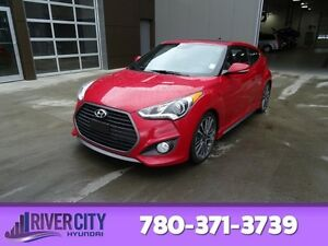 2016 Hyundai Veloster TURBO Accident Free,  Navigation (GPS),  H