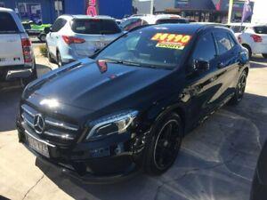 2016 Mercedes-Benz GLA180 X156 806MY DCT Black 7 Speed Sports Automatic Dual Clutch Wagon Maryborough Fraser Coast Preview
