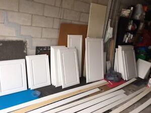 White Kitchen/Bath Cabinet Doors-similar to Florence Design