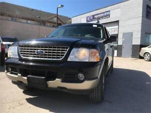Finance available ! 2002 ford Explorer 4WD