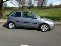 2005 VAUXHALL CORSA 1.2 SXi - ONLY 61'000 MILES - BARGAIN AT £795