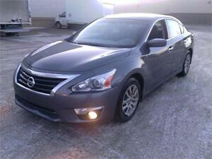 2015 Nissan Altima 2.5 S GET APPROVED TODAY!