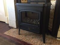 Standalone gas fire. Bought for £650. Quick sale £195