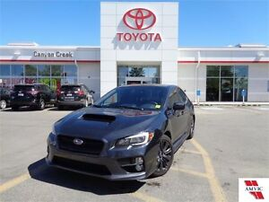 2015 Subaru WRX SPORT TECH PACKAGE CLEAN CARPROOF