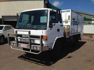 1994 Isuzu FSR 650 Short White 7.1l 4x2 Berrimah Darwin City Preview