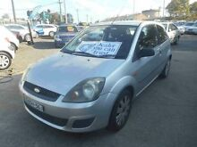 2006 Ford Fiesta WP LX Silver 4 Speed Automatic Hatchback Mount Lewis Bankstown Area Preview