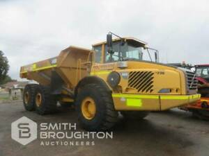 2007 VOLVO A40D 6X6 ARTICULATED DUMP TRUCK Midland Swan Area Preview