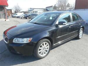 VOLVO S40 T5 AWD 2008 ( TOIT OUVRANT, CRUISE CONTROL )