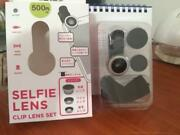 Brand new Selfie Lens Set Broadbeach Gold Coast City Preview