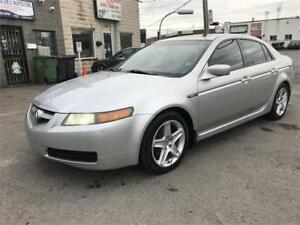 2006 Acura TL FULL LOAD GARANTIE 1 AN FINANCEMENT $500 DEPOT