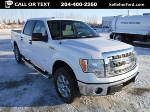 2014 Ford F-150 XLT SuperCrew 4x4 EcoBoost