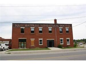 Newly Renovated Brick and Beam Office Space For Lease in Galt