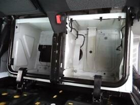 Mercedes-Benz Sprinter LWB 313CDi CURTAIN SIDE VAN EURO 5 DIESEL MANUAL (2013)