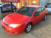 2006 SATURN ION $1300 AS IS