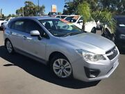 2012 Subaru Impreza G4 MY12 2.0i AWD Silver 6 Speed Manual Hatchback Bunbury Bunbury Area Preview