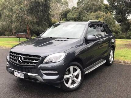 2013 Mercedes Benz ML250 BlueTEC 49500Kms Full MB Service History