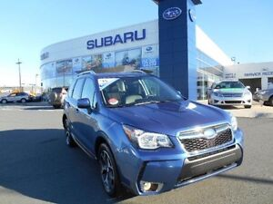 2015 SUBARU FORESTER 2.0LITRE XT LIMITED AWD