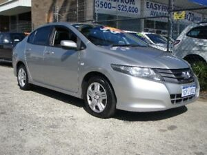 2011 Honda City GM VTi Silver 5 Speed Manual Sedan Wangara Wanneroo Area Preview