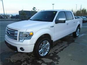 ** 2014 * Ford * F-150 * LIMITED * SUPERCREW * 4X4 * 6.2L V8 **