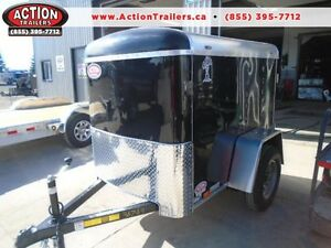 Small but Mighty! 4x6 Enclosed Atlas - Best Bang For Your Buck!! London Ontario image 1