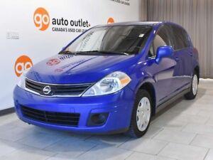 2012 Nissan Versa S Auto - A/C