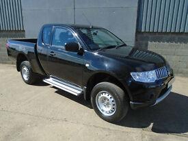 Mitsubishi L200 2.5DiD 4life Club cab 4WD pick up 2013 13 reg