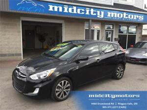 2017 Hyundai Accent GL/ Sunroof/ Heated Seats/ Alloy Wheels
