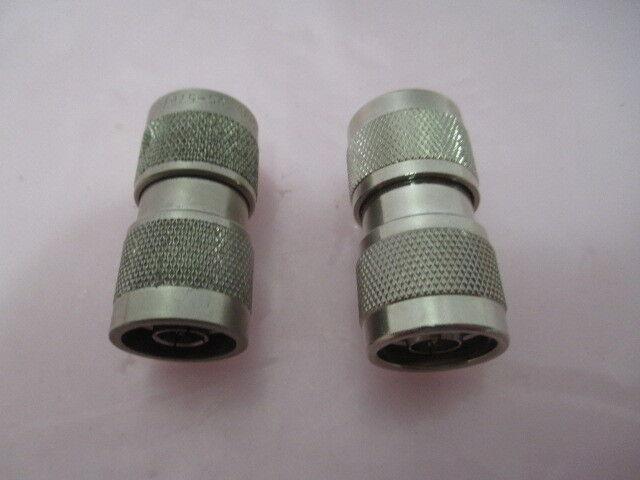 2 AMP UG-57B/U/ 50896 RF Adaptor, 423441