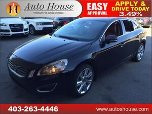 2012 VOLVO S60 T5 NAVIGATION PUSH BUTTON START 90DAYNOPAYMENTS